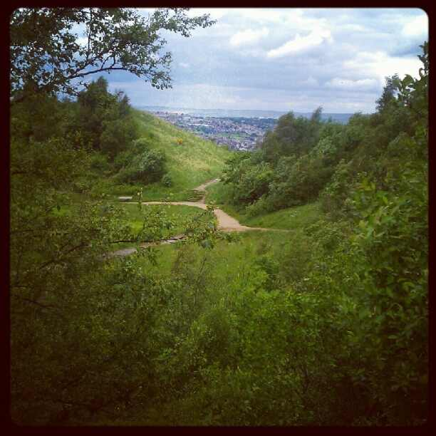 horton bank country park view