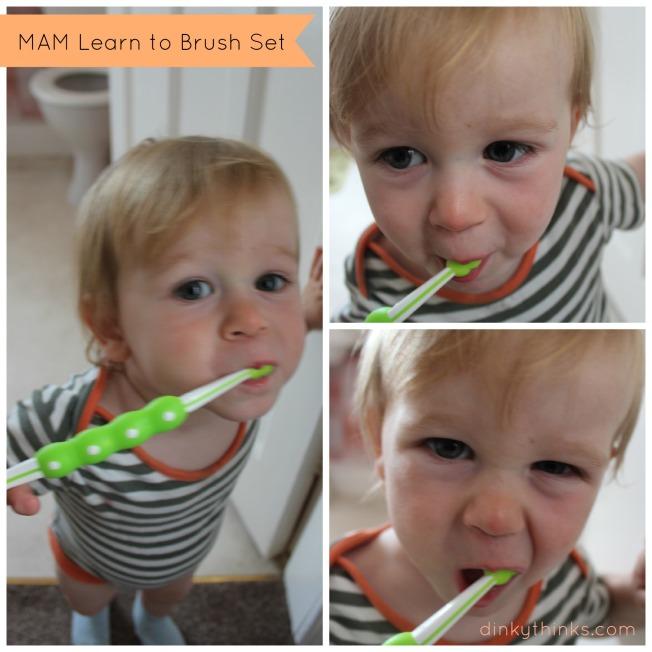 MAM toothbrush